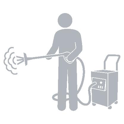蒸汽高压清洁